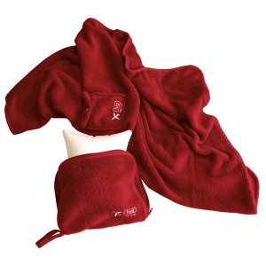 Lug Nap Sac Travel Blanket & Pillow
